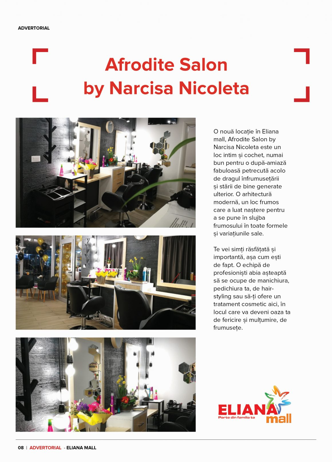 Afrodite Salon by Narcisa Nicoleta